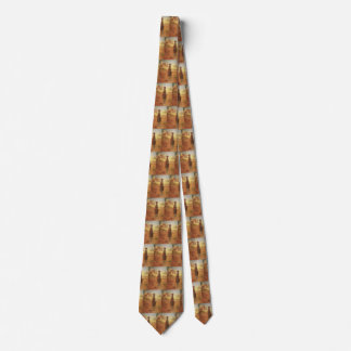 Vintage Indian Water Carrier by EW Rollins Tie