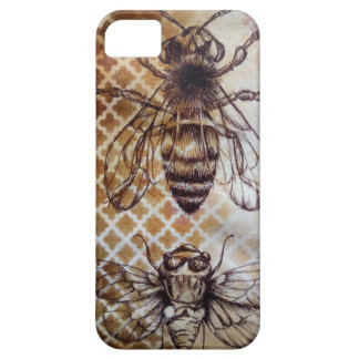 Vintage Insect iPhone 5 Cover