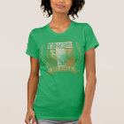 Vintage Irish Ginger Crest St Patrick's Day T-Shirt