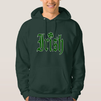 Vintage Irish Hoodie