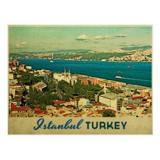 Vintage Istanbul Turkey Postcard