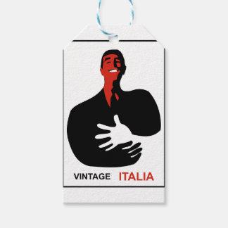 Vintage Italia Gift Tags