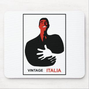 Vintage Italia Mouse Pad