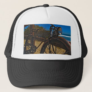 Vintage J.C Higgins bike Trucker Hat