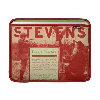 Vintage J Stevens Firearms Ad Macbook Air Sleeve