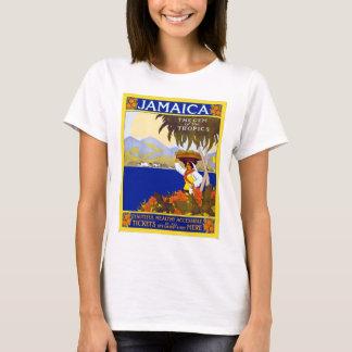 Vintage Jamaica Gem of the Tropics Travel T-Shirt