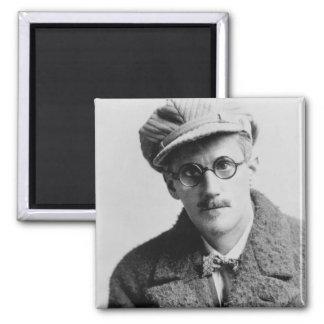 Vintage James Joyce Portrait Magnet