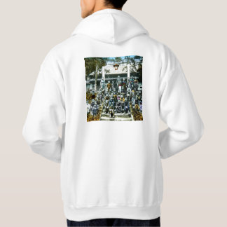 Vintage Japan Grade School Class Picture Kids Hoodie