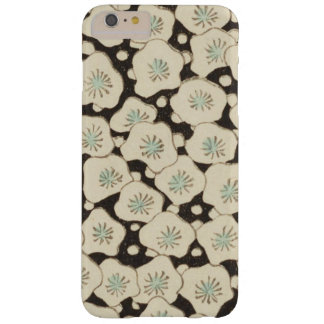 Vintage Japanese Abstract Floral Barely There iPhone 6 Plus Case