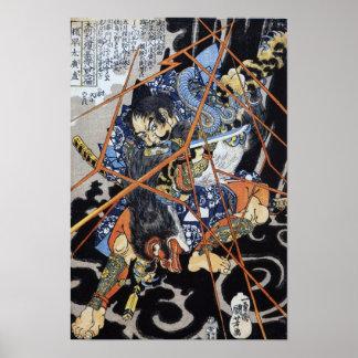 Vintage Japanese Art Print