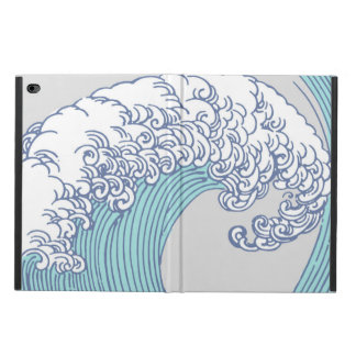 Vintage Japanese Artwork Print Wave Design Powis iPad Air 2 Case