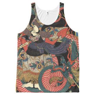 Vintage Japanese Dragon
