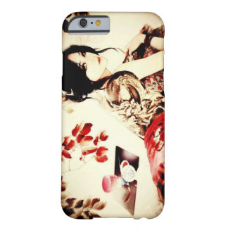 Vintage Japanese Girl Barely There iPhone 6 Case