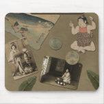 Vintage Japanese Mousepad