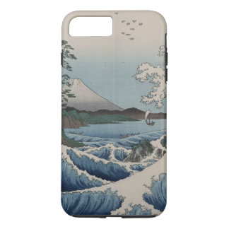 Vintage Japanese The Sea of Satta iPhone 8 Plus/7 Plus Case