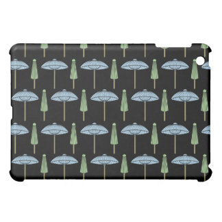 Vintage Japanese Umbrellas  iPad Mini Case