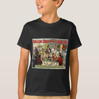 Vintage Joan of Arc Spectacle Circus T-Shirt