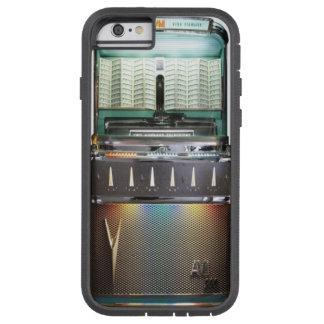 (vintage juke box case) tough xtreme iPhone 6 case
