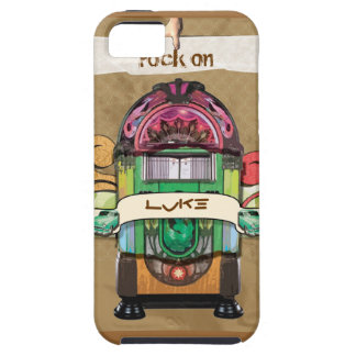 Vintage Jukebox IPhone 5 case (Customize it!)