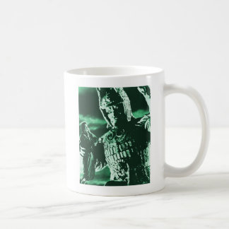Vintage Kaiju Creature -- Dai Majin Coffee Mug