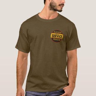 Vintage Kaiser Frazer service sign T-Shirt