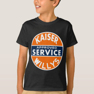 Vintage Kaiser Willys service sign T-Shirt