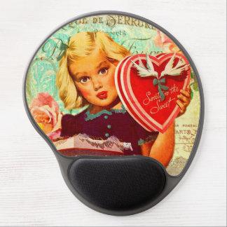 Vintage Keepsake Gel Mouse Pad