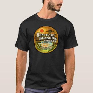 Vintage Kentucky Whiskey Label T-Shirt