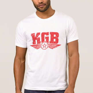 Vintage KGB Logo Spy Shirt