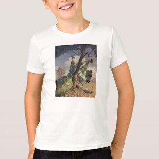 Vintage King Arthur Series 5 Youth T-Shirt