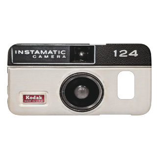 Vintage Kodak Instamatic Camera Samsung Case