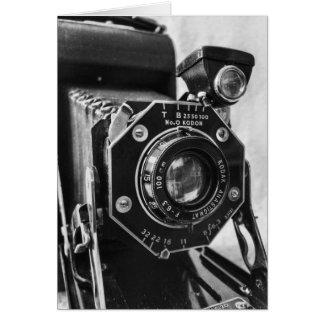 Vintage Kodak Junior Six-20 Greeting Card