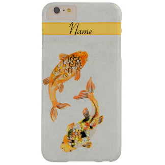 Vintage Koi Barely There iPhone 6 Plus Case