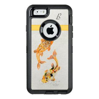 Vintage Koi OtterBox iPhone 6/6s Case