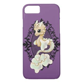 Vintage Lace Dragon iPhone Case