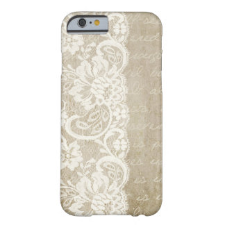 Vintage Lace Old World iPhone 6 case