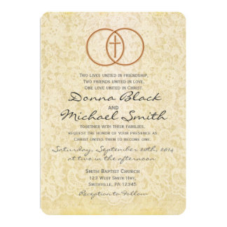 Religious Wedding Invitations Announcements Zazzle Canada