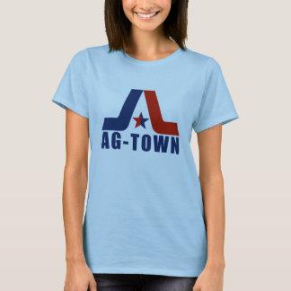 Vintage Ladies Ag-town Clean T-Shirt