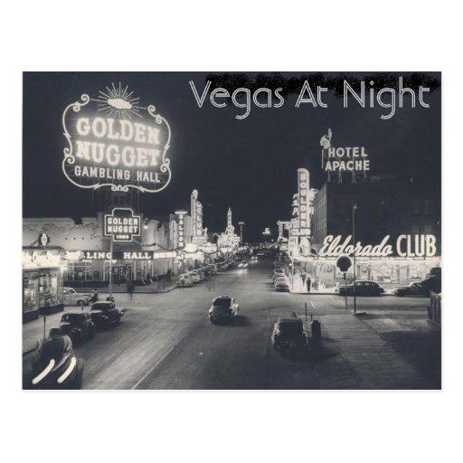 Vintage Las Vegas Strip Post Cards