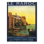 Vintage Le Maroc Morocco Post Cards