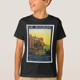 Vintage Le Maroc Morocco T-Shirt