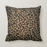 Vintage Leopard Print Skin Fur