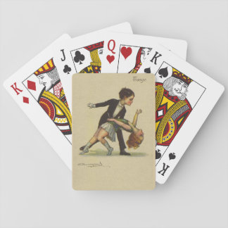 Vintage - Let's Tango, Playing Cards