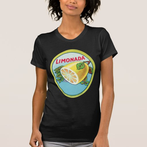 Vintage Limonada Label T-Shirt