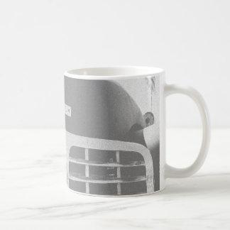 vintage Lincoln car photo coffee mug