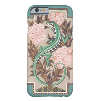 Vintage Lizard Barely There iPhone 6 Case