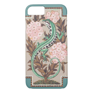 Vintage Lizard iPhone 7 Case