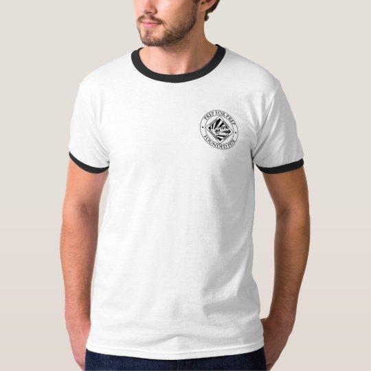 Vintage Logo Ringer T-Shirt