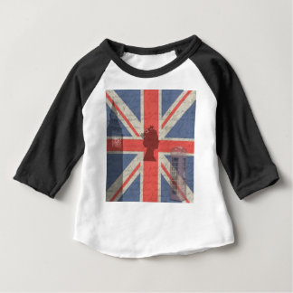 Vintage London Baby T-Shirt