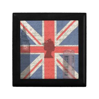 Vintage London Gift Box